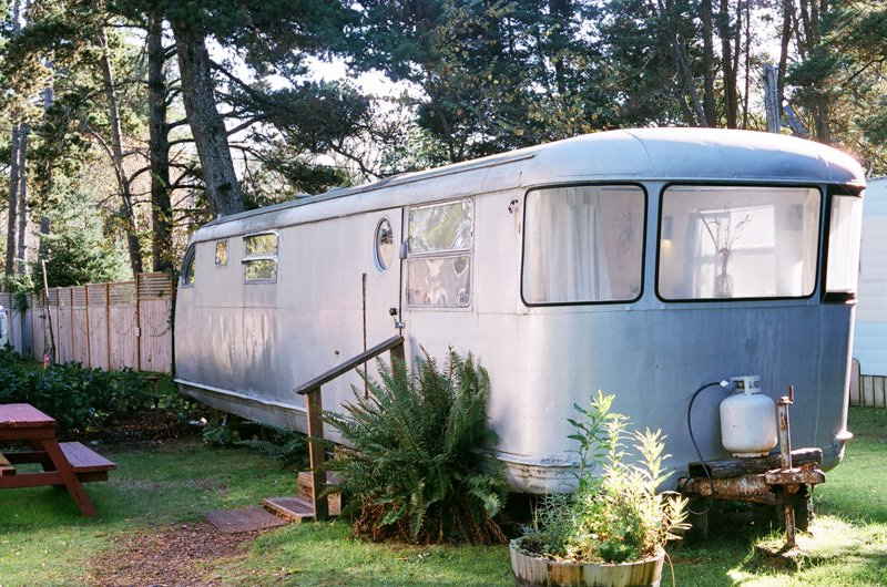 Have Vintage travel trailers naked girls