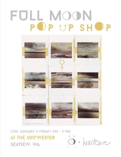 pop-up shop poster