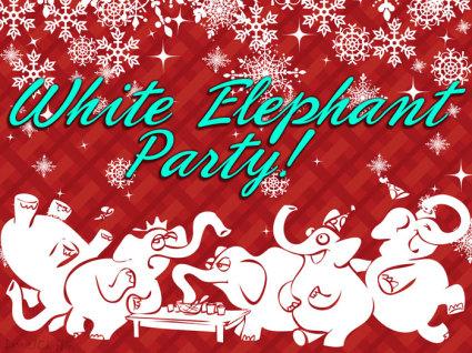 white-elephant-party