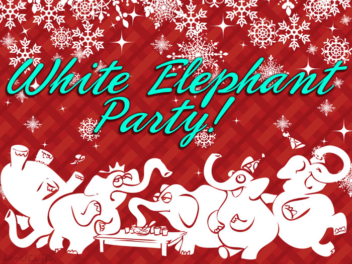 white-elephant-party - Sou'wester Lodge