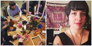 SUMMER ART CAMP: Fiber Arts Camp with Brooke Shepherd and Dierdre Spahr