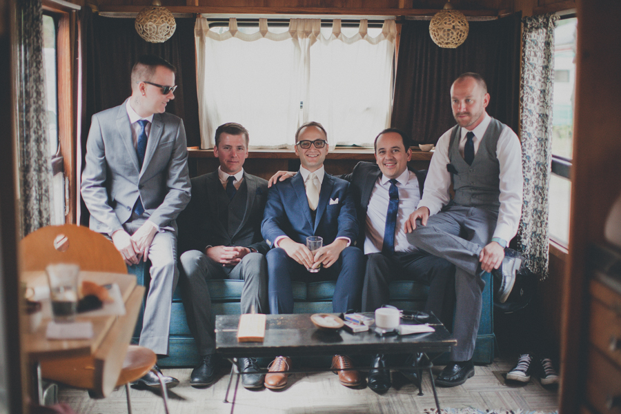 Sou'wester Lodge vintage wedding