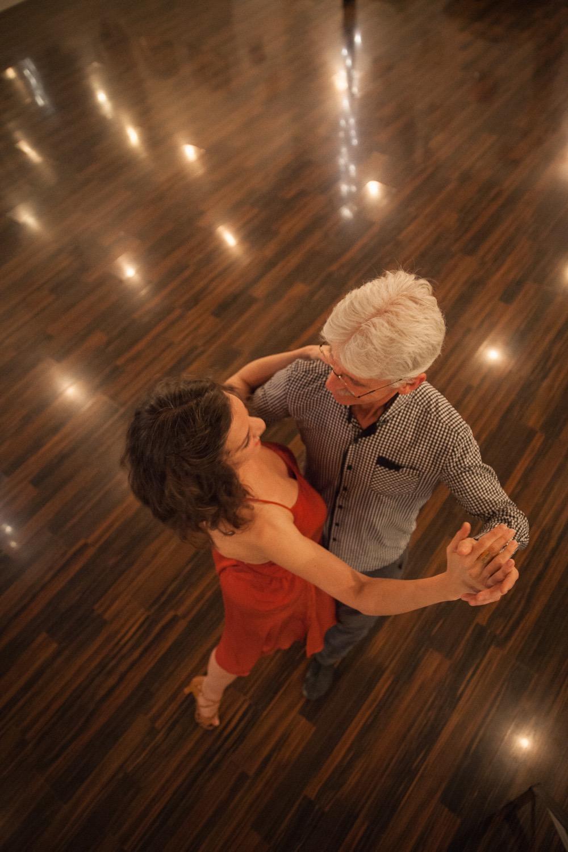 Partner Dancing 101 Workshop with Sarah Riddle