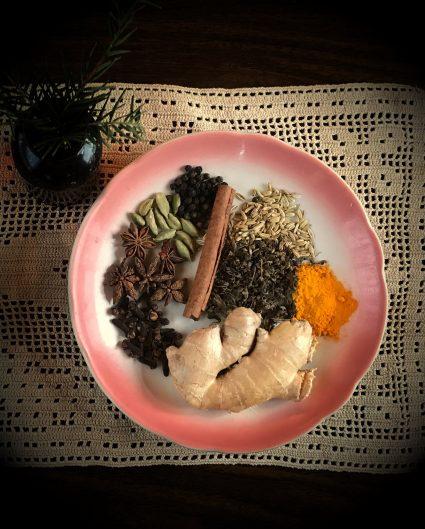 "The Art of Seasonal Nourishment: An Ayurvedic ""Cook, Learn & Eat"" Dinner Party with Elyssia Maya Schaeffer"