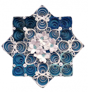Arabesque Quilling: Bridging Cultures With Art