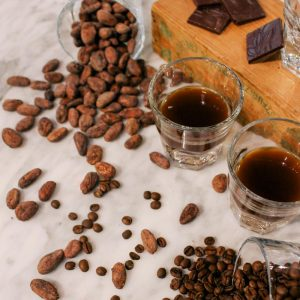 Chocolate and Coffee Making Workshop with Becca Roebber & Ryan Rabaca
