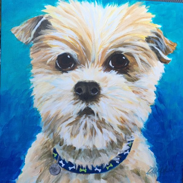 Paint Your Pet: Painting Workshop with Cindy Geffel