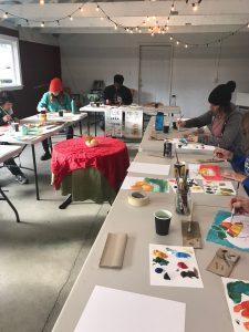 Still Life Painting Workshop with Kristen Flemington