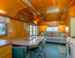 Vintage Travel Trailers - Sou'wester Lodge