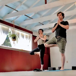 Hatha Yoga @ Sou'wester Lodge and Vintage Travel Trailer Resort