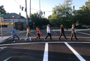 Music: The Paul Bearers perform Abbey Road