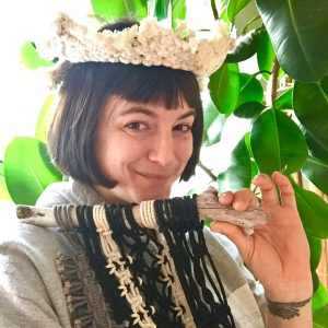 Sorry, Knot Sorry: A Creative Healing Macramé Workshop with Nicole Boyer