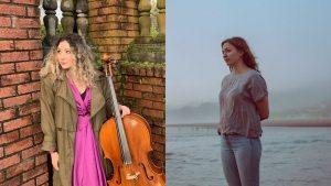 Alexis Mahler & Hanna Haas: Live Stream presented by Sou'wester Arts @ The Sou'wester