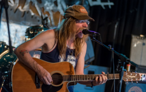 Lewi Longmire: Live Stream presented by Sou'wester Arts @ The Sou'wester