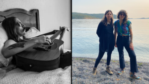 The Barbara's & Chris King : Presented by Sou'wester Arts @ The Sou'wester