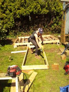 Saturday Workshop: BUILDING FURNITURE WITH RECLAIMED MATERIALS with Rose Swartz @ Sou'Wester Arts & Ecology Center