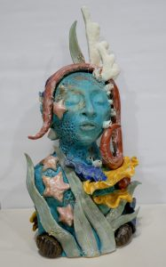 Saturday Workshop: THE OCEAN IN CLAY with Jess Graff @ Sou'Wester Arts & Ecology Center