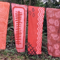 After-School Workshop: RED ROOTS & BUGS with Iris Sullivan @ Sou'Wester Arts & Ecology Center