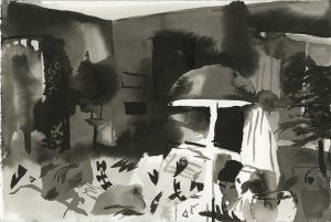 Saturday Workshop: DRAWING AS SEEING: THE ACCEPTANCE OF CHAOS with Heather McLaughlin @ Sou'Wester Arts & Ecology Center